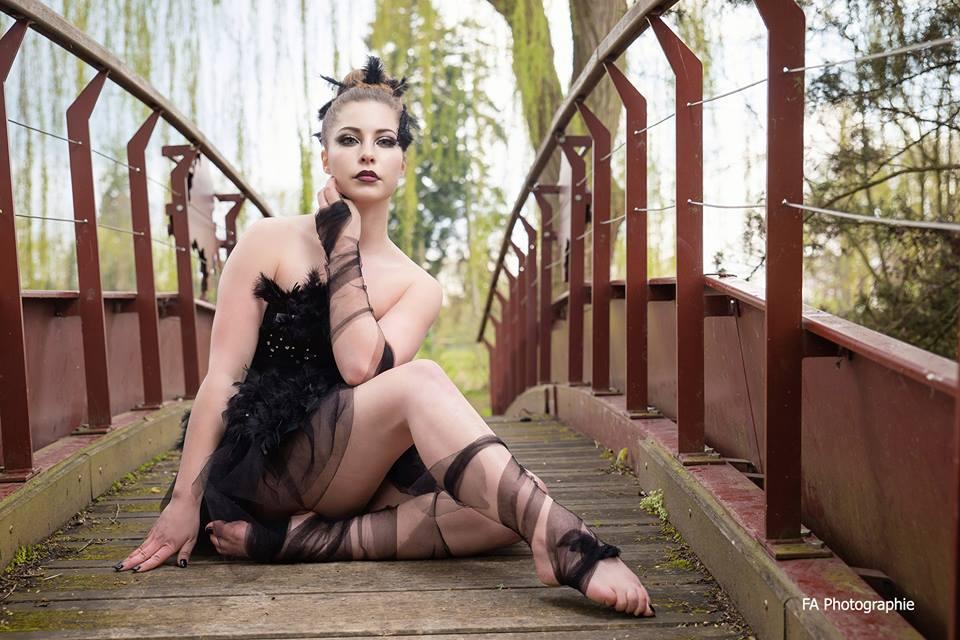 Inspiration Black Swan