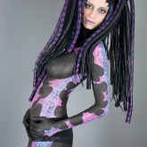 Cyber Body Painting