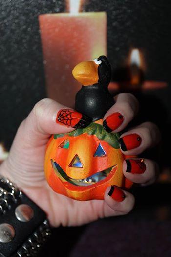 nail art 15 par Violette Sucrée