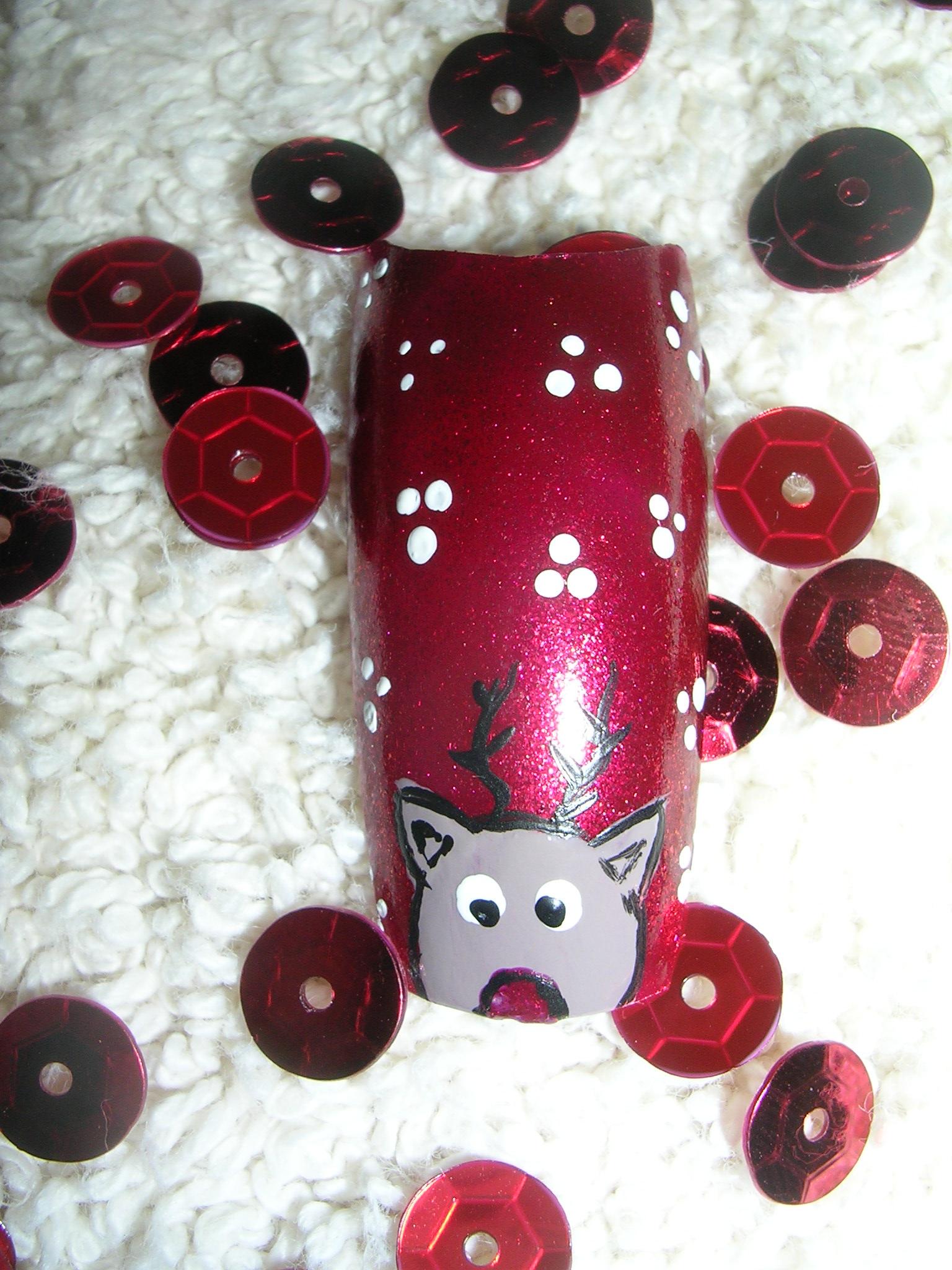 nail art 13 par Violette Sucrée