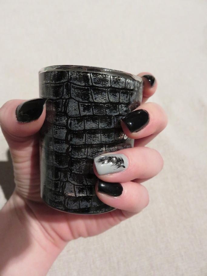 nail art 20 par Violette Sucrée