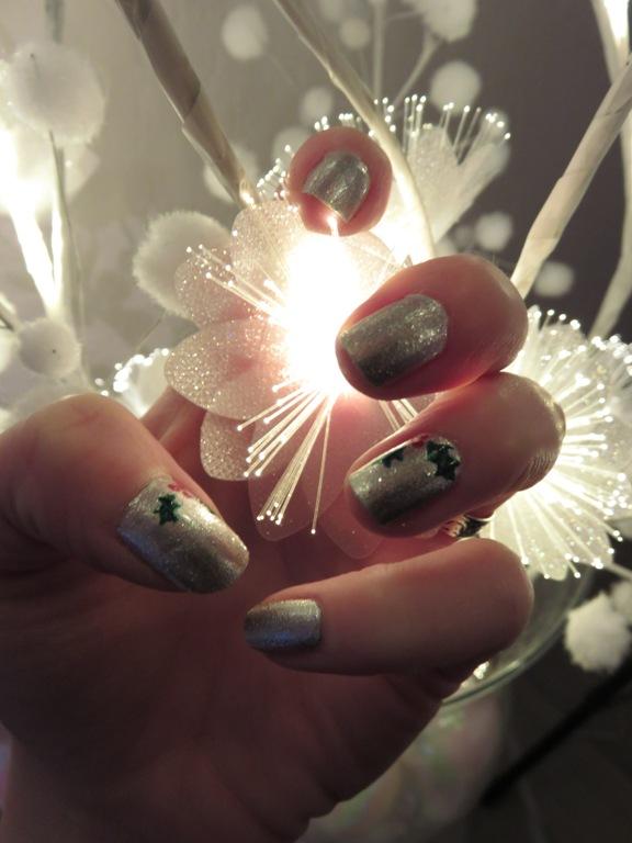 nail art 19 par Violette Sucrée