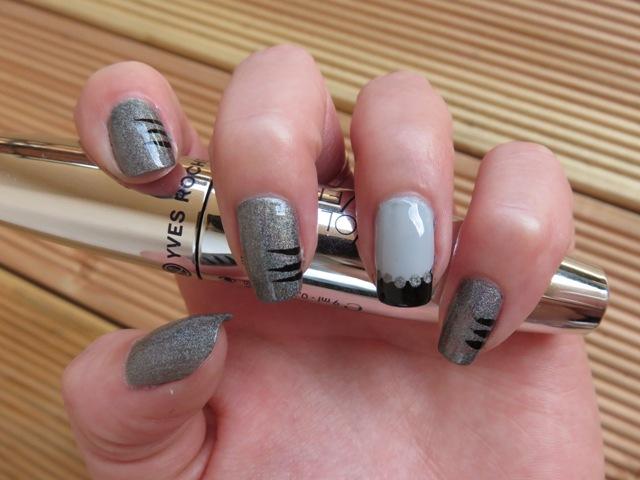 nail art 25 par Violette Sucrée