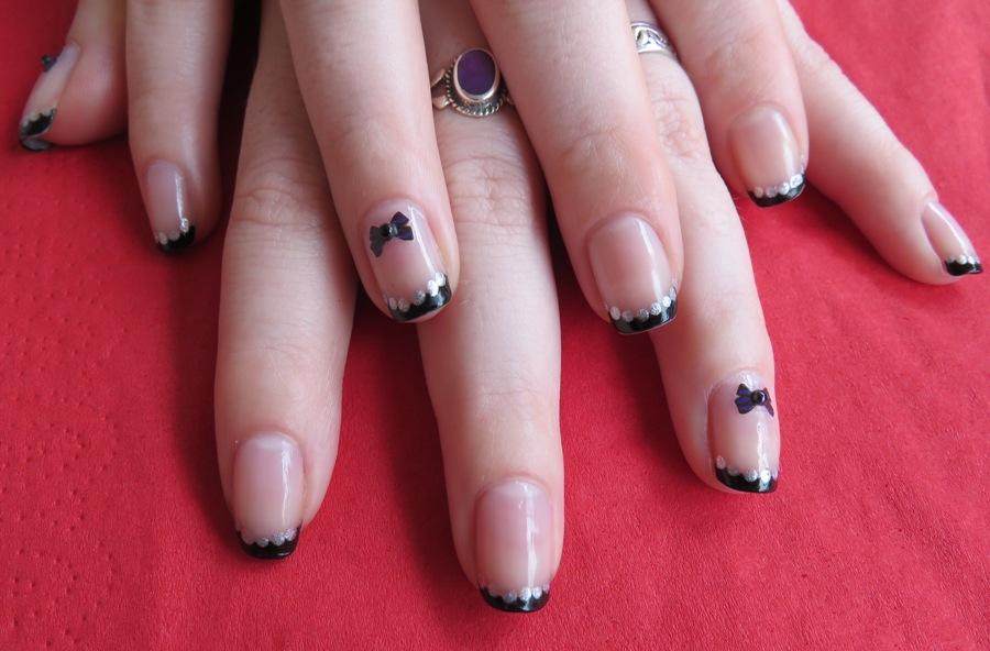 nail art 26 par Violette Sucrée