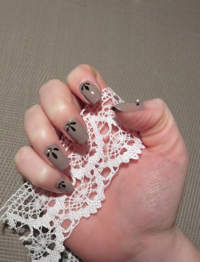 nail art 29 par Violette Sucrée