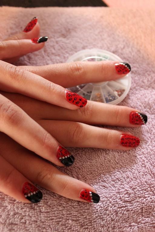 nail art 9 par Violette Sucrée