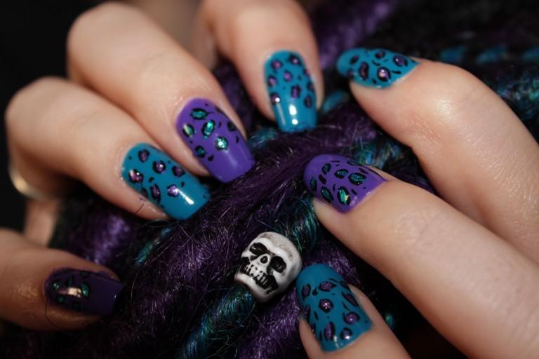 nail art 11 par Violette Sucrée