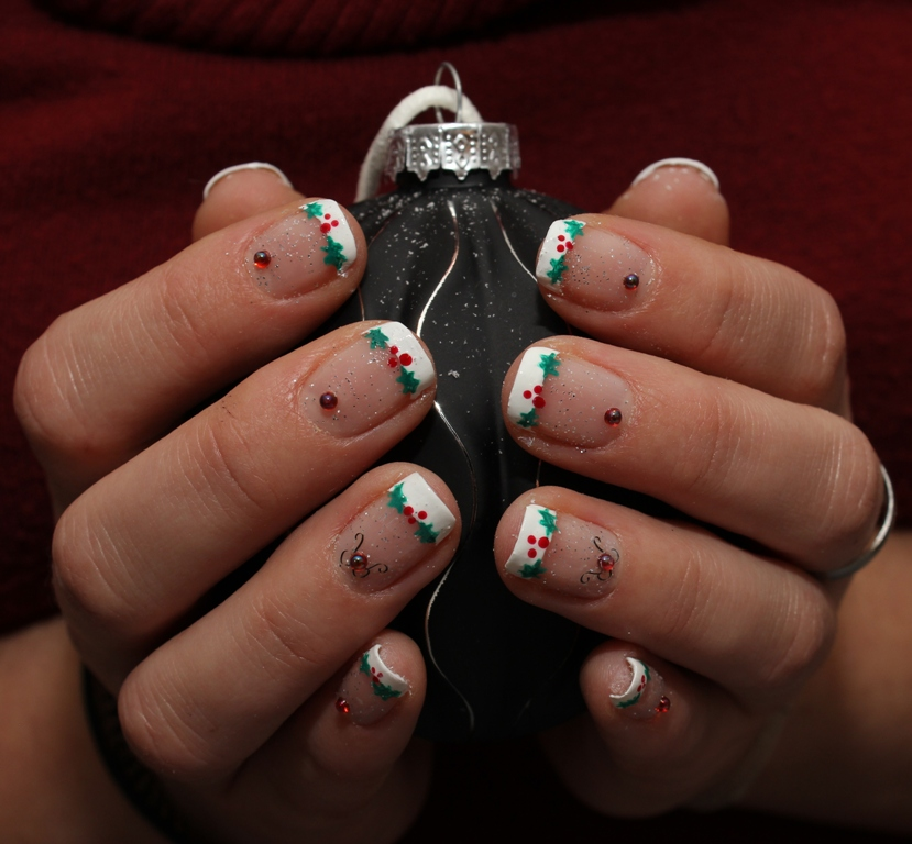 nail art 30 par Violette Sucrée