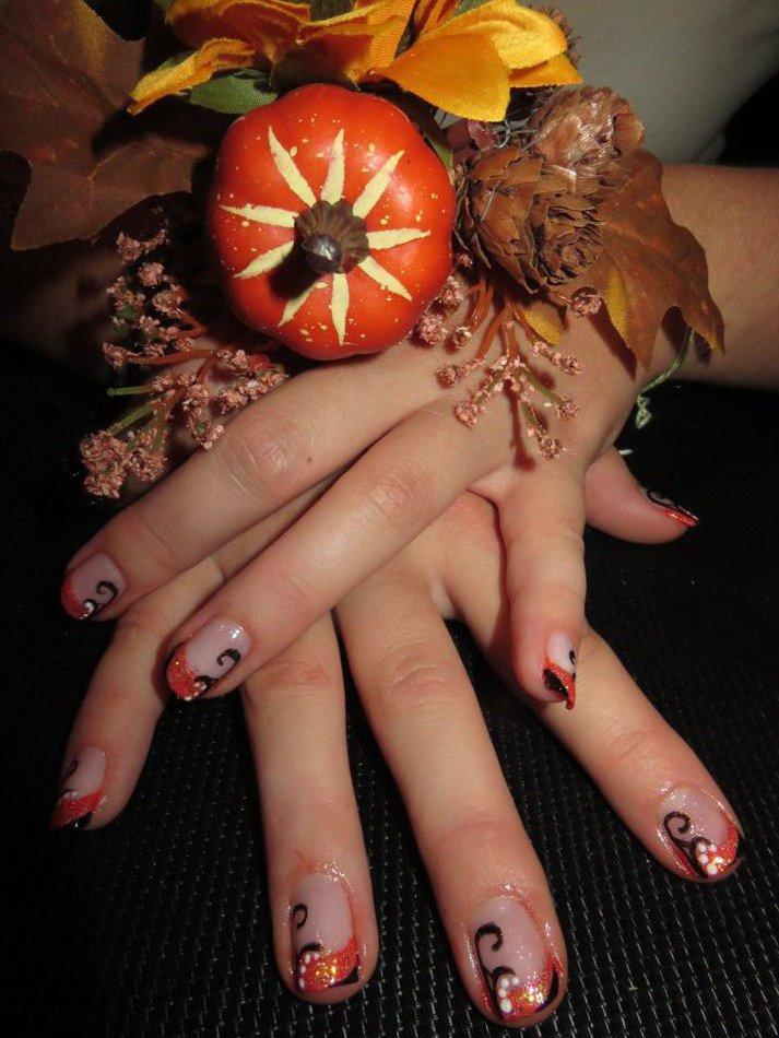 nail art 28 par Violette Sucrée