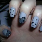 nail art 1 par Violette Sucrée