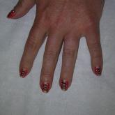 nail art 5 par Violette Sucrée