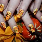 nail art 14 par Violette Sucrée
