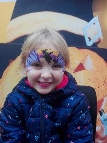 lorraine animation enfant halloween