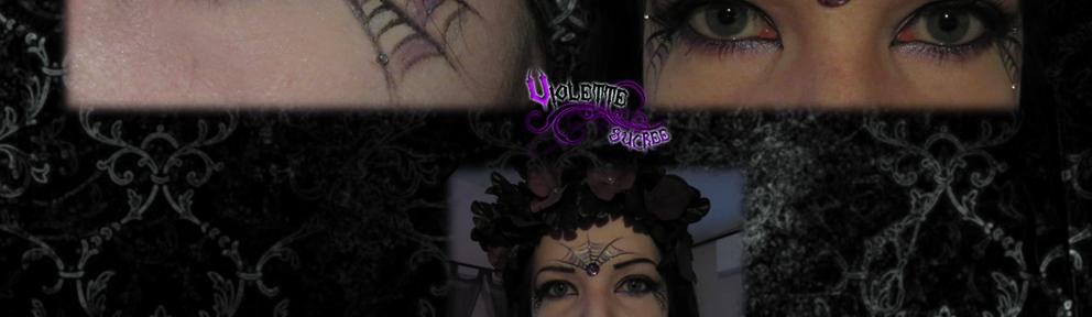 violette sucree halloween