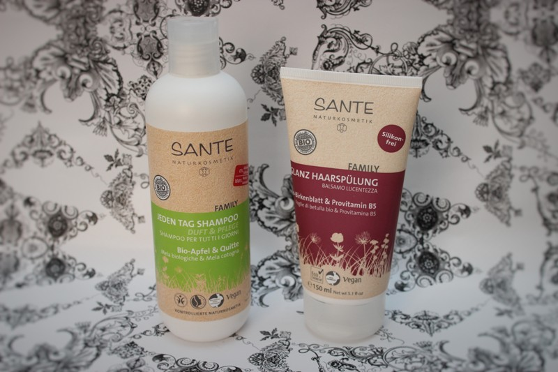 sante shampooing