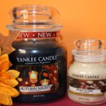 Yankee Candle collection automne