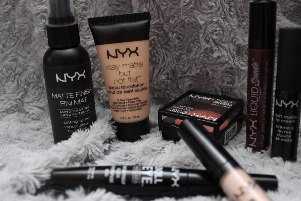 NYX produits