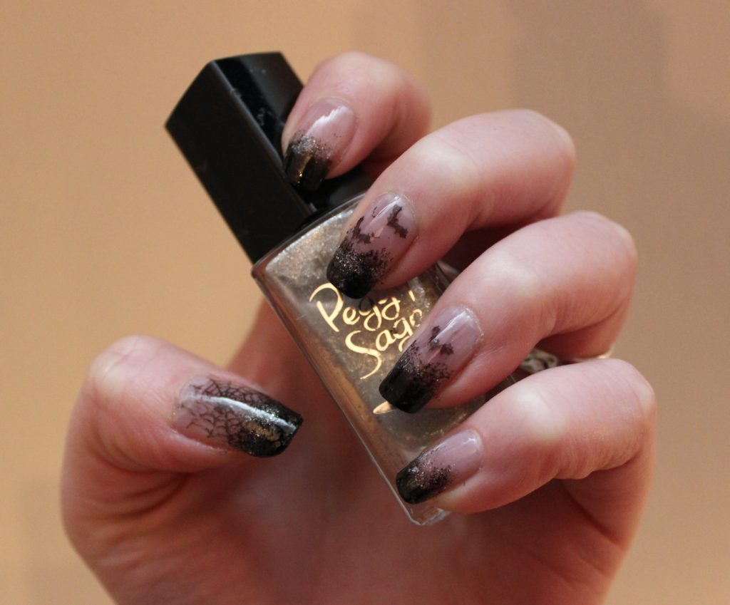 nail art gothic