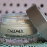 Caudalie, Resveratrol crème tisane de nuit