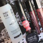 Maquillage: Mes coups de coeur du moment