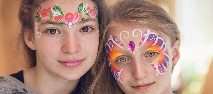 maquillage enfants thionville anniversaire animation