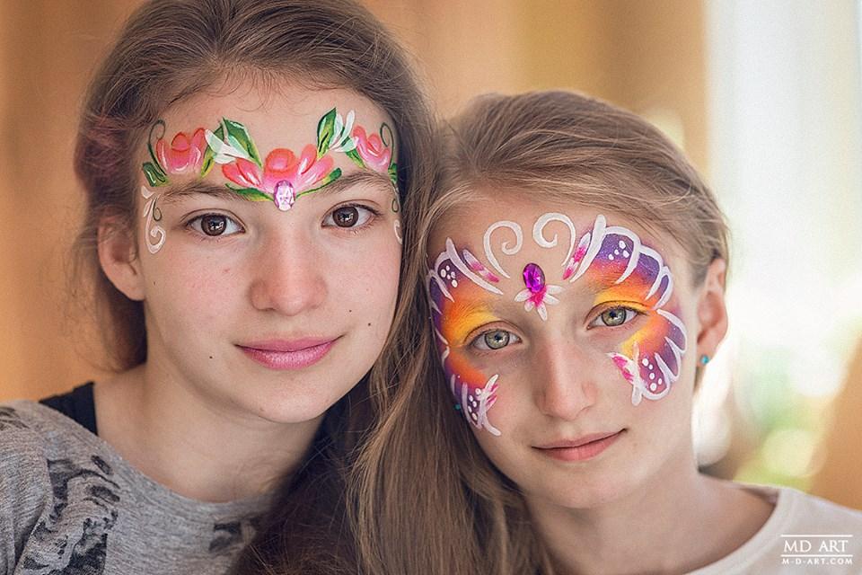 maquillage enfant thionville