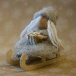 Idée cadeau – Collection Automne/ Hiver laine feutrée – Noël 2018