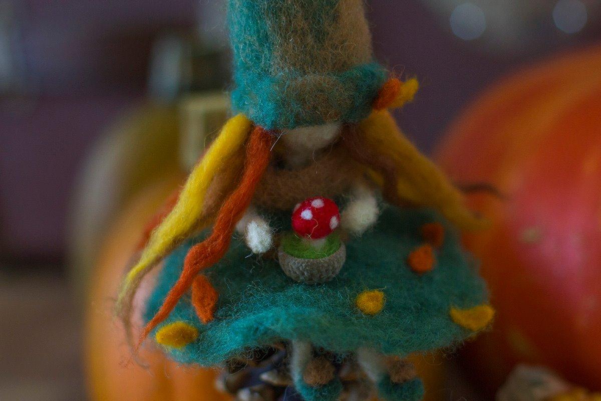 Idée cadeau wicca bébé naissance gothique viking automne