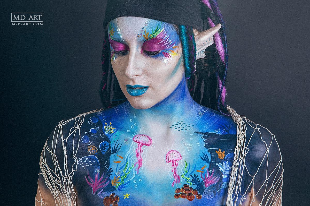 matériel pro peinture maquillage artistique