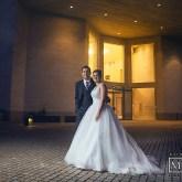 Séance photo de couple après mariage