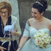Mariée et sa maman