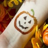 citrouille-tatouage