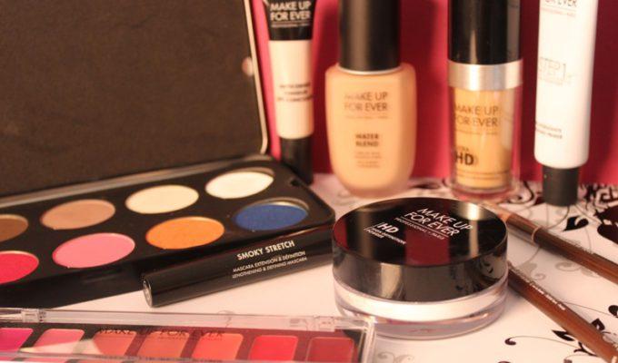 matériel école maquillage