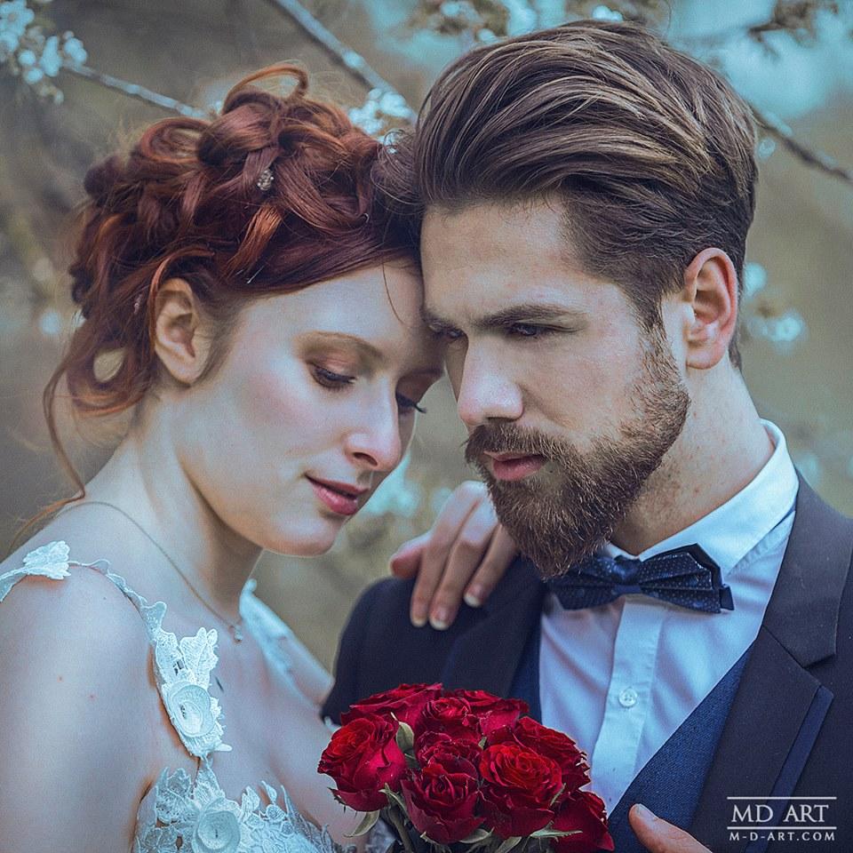 mise en beauté: votre maquillage de mariée par une
