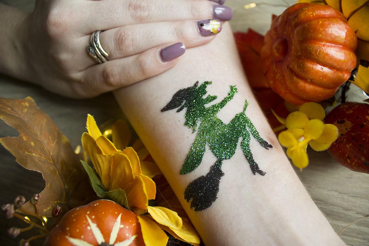 tatouage halloween grimage enfant evenement